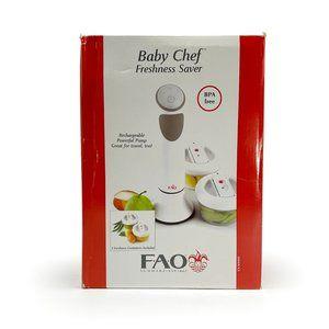 FAO Schwarz Baby Chef Freshness Saver